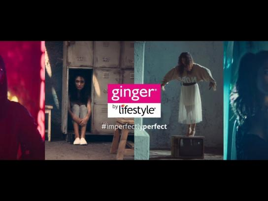 Lifestyle Film Ad - Introducing the #ImperfectlyPerfect Ginger Girl