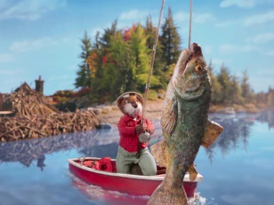 Ontario Power Generation Film Ad - Stay Clear, Safe Safe - A Cautionary Tale