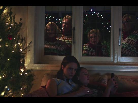 ALDI Film Ad - Christmas lights