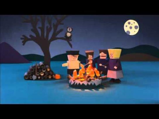 Brach's Candy Corn Film Ad -  Fall isn't fall without it