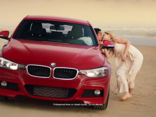 BMW Film Ad - Beach