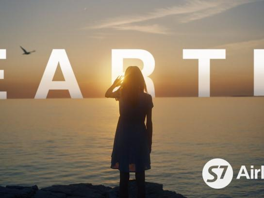 S7 Airlines Film Ad - The best planet