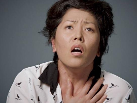 French Federation of Cardiology Digital Ad - Unexpected casting