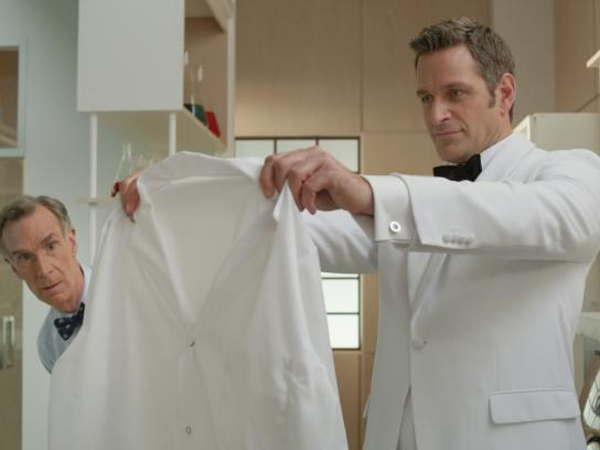 Persil Film Ad - Science of Clean: 10 Dimensions with Bill Nye