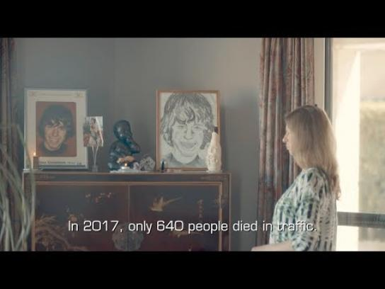 Parents Of Road Victims Film Ad - Behind The Numbers