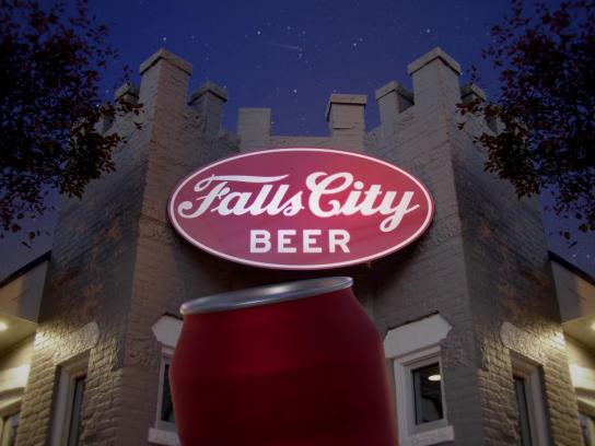 Falls City Beer Film Ad - CanMan: The Journey Home