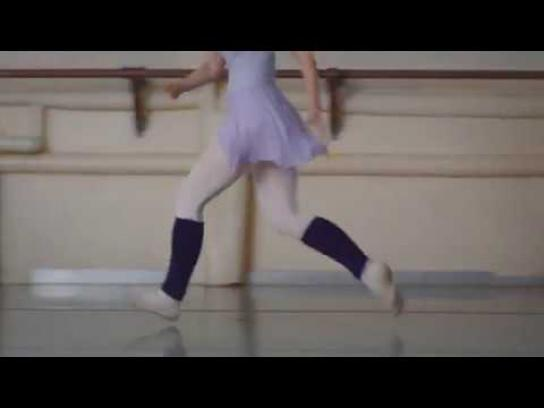 Dr. Scholl's Film Ad - Her Feet