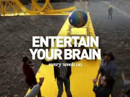 National Geographic Film Ad -  The Nat Geo Contraption