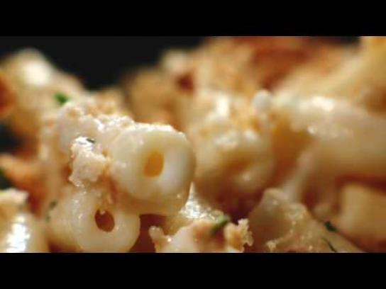 Morrisons Film Ad - Lobster Mac and Cheese