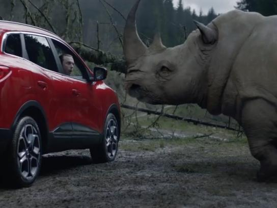 Renault Film Ad - Drive to the unexpected