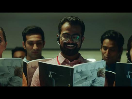 IKEA Film Ad - The Book That Will Change Your Life
