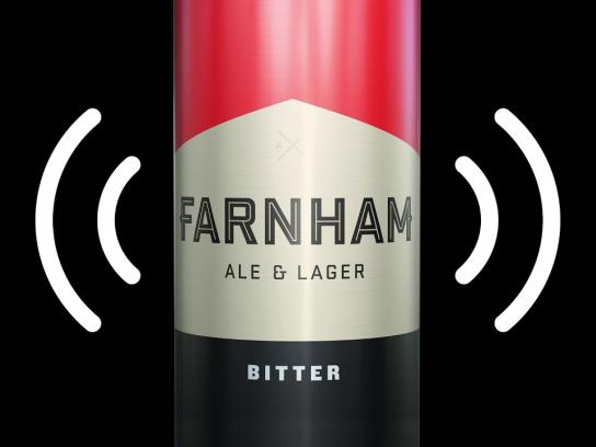 Farnham Ale & Lager Audio Ad - Football