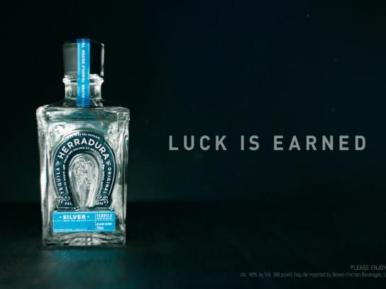 Tequila Herradura Film Ad - Luck is earned, 1
