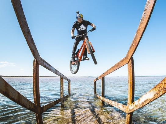 Adidas Film Ad - Danny MacAskill x adidas Outdoor: Welcome to the Family