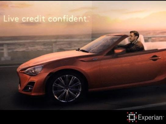 Experian Film Ad -  Car Loan