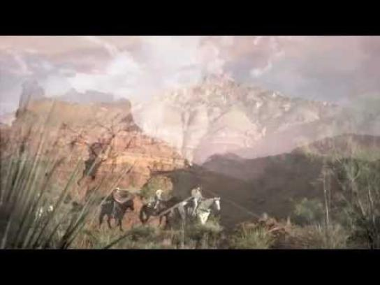 Texas Tourism Film Ad -  The Cowboy Experience