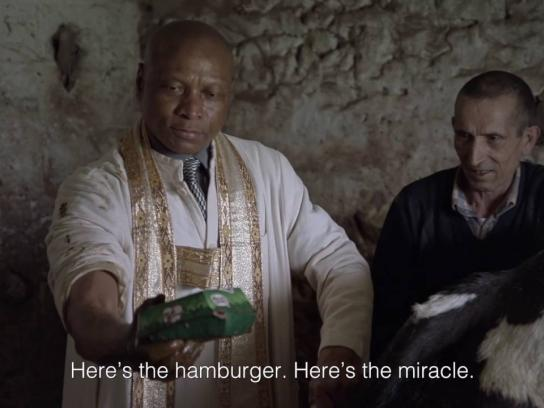 Bicky Burger Digital Ad - The Bicky Beef Miracle