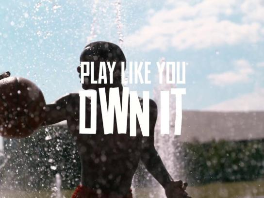Nike Film Ad - Play Like You Own It