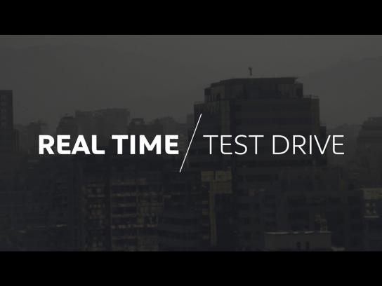 Peugeot Digital Ad -  Real time test drive