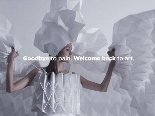 Panadol Ambient Ad - Wecome back