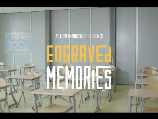Action Innocence Film Ad - Engraved Memories