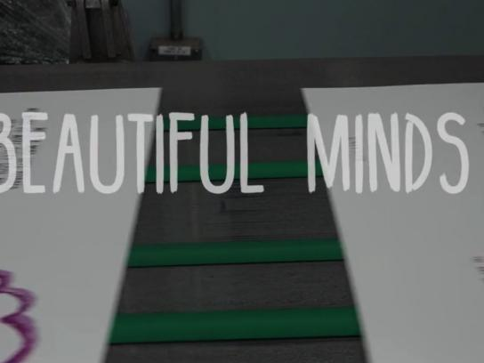 Alzheimer's Foundation of America Integrated Ad - Beautiful Minds