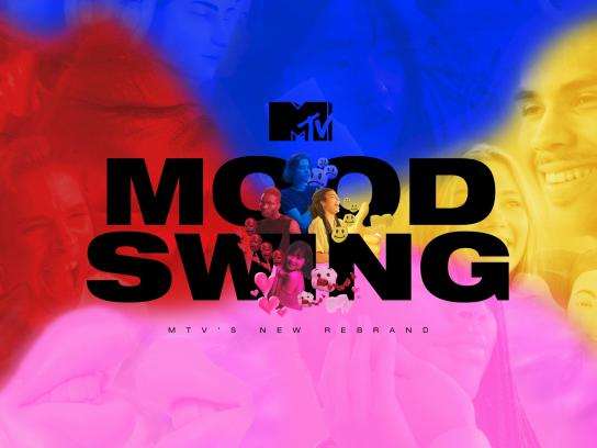 MTV Integrated Ad - Mood Swing