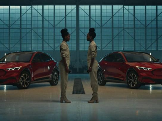 Ford Content Ad - Mustang Mach-E v Everything