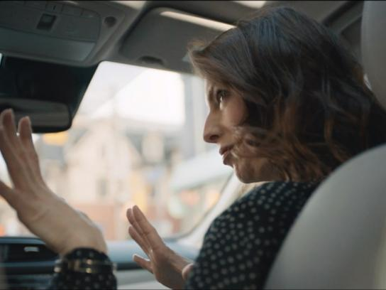 Nissan Film Ad - Connection
