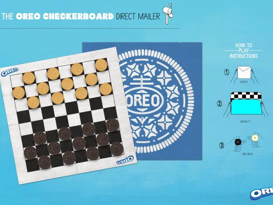 Oreo Direct Ad -  Checkers