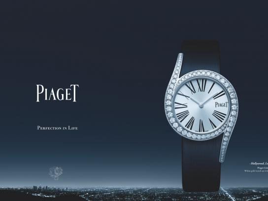 Piaget Print Ad -  Perfection in life, 2