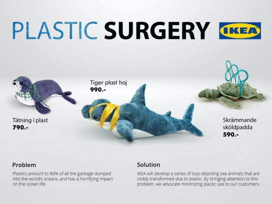 IKEA Design Ad - Plastic Surgery