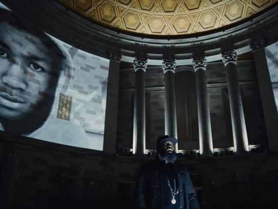 Paramount Film Ad - Rest In Power: The Trayvon Martin Story Music Video