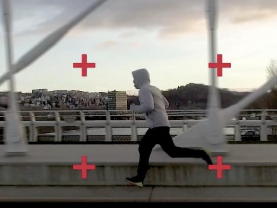 RunTour Experiential Ad - Thousand Winners