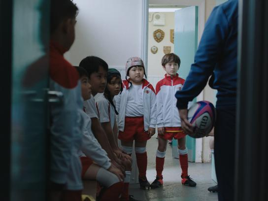 Land Rover Integrated Ad - It's What Makes Rugby, Rugby