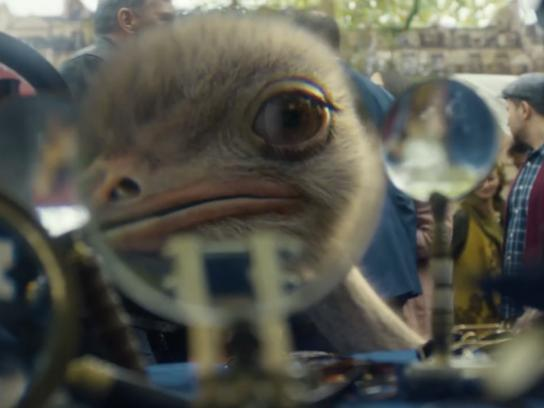 Eurostar Film Ad - You see more when you don't fly