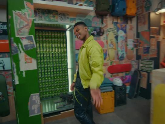 Sprite Film Ad - 2020's Coldest Drop