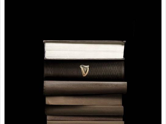 Guinness Digital Ad - Bloomsday