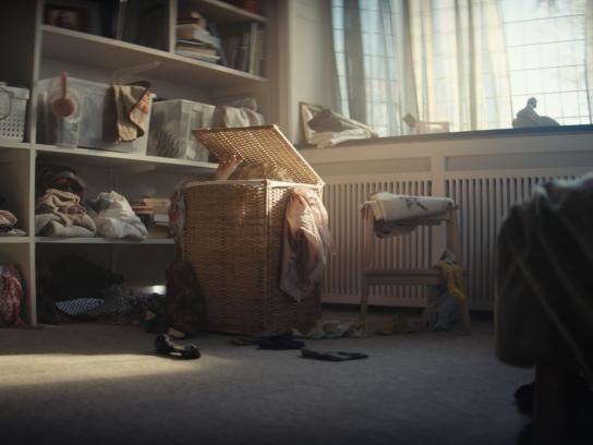 Save the Children Film Ad - Hide-and-seek