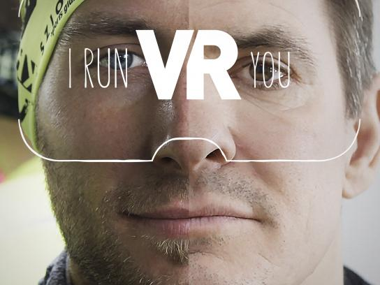Intersport Content Ad - I Run VR You
