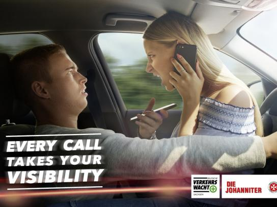 Johanniter-Unfall-Hilfe e.V. Print Ad - In Your Way