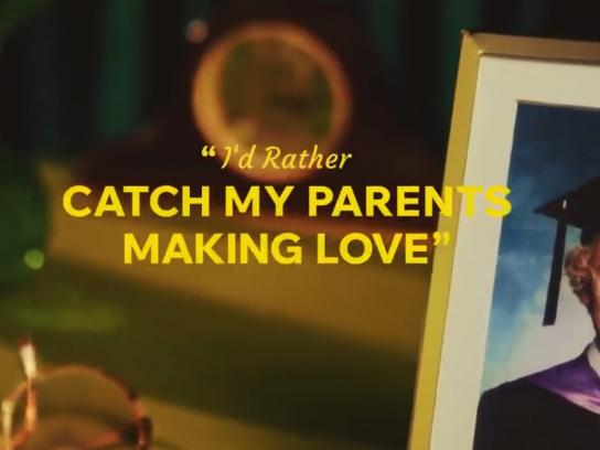 Wix Digital Ad - Things You'd Rather Do Than Watch Another Wix Ad