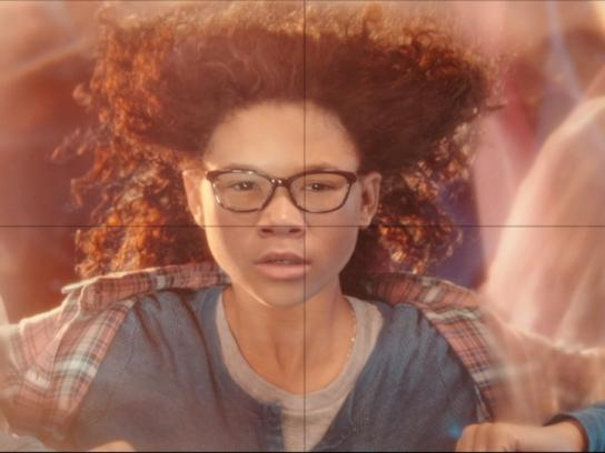 A Wrinkle in Time Film Ad - Imagination Target Showcase Wall