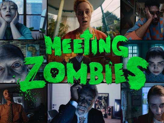 Slido Digital Ad - Meeting Zombies