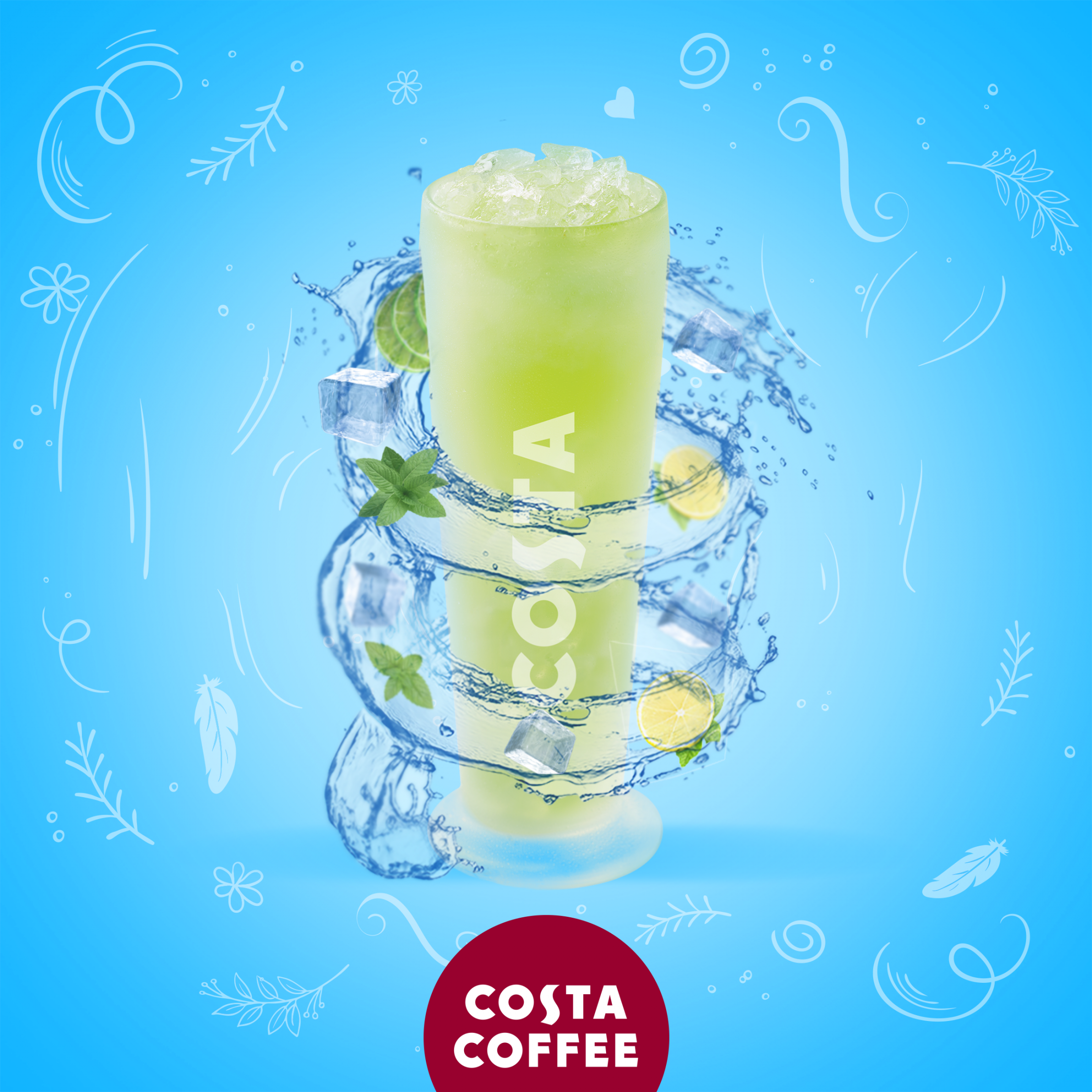 Costa Coffee: Costa Coffee Summer Campaign