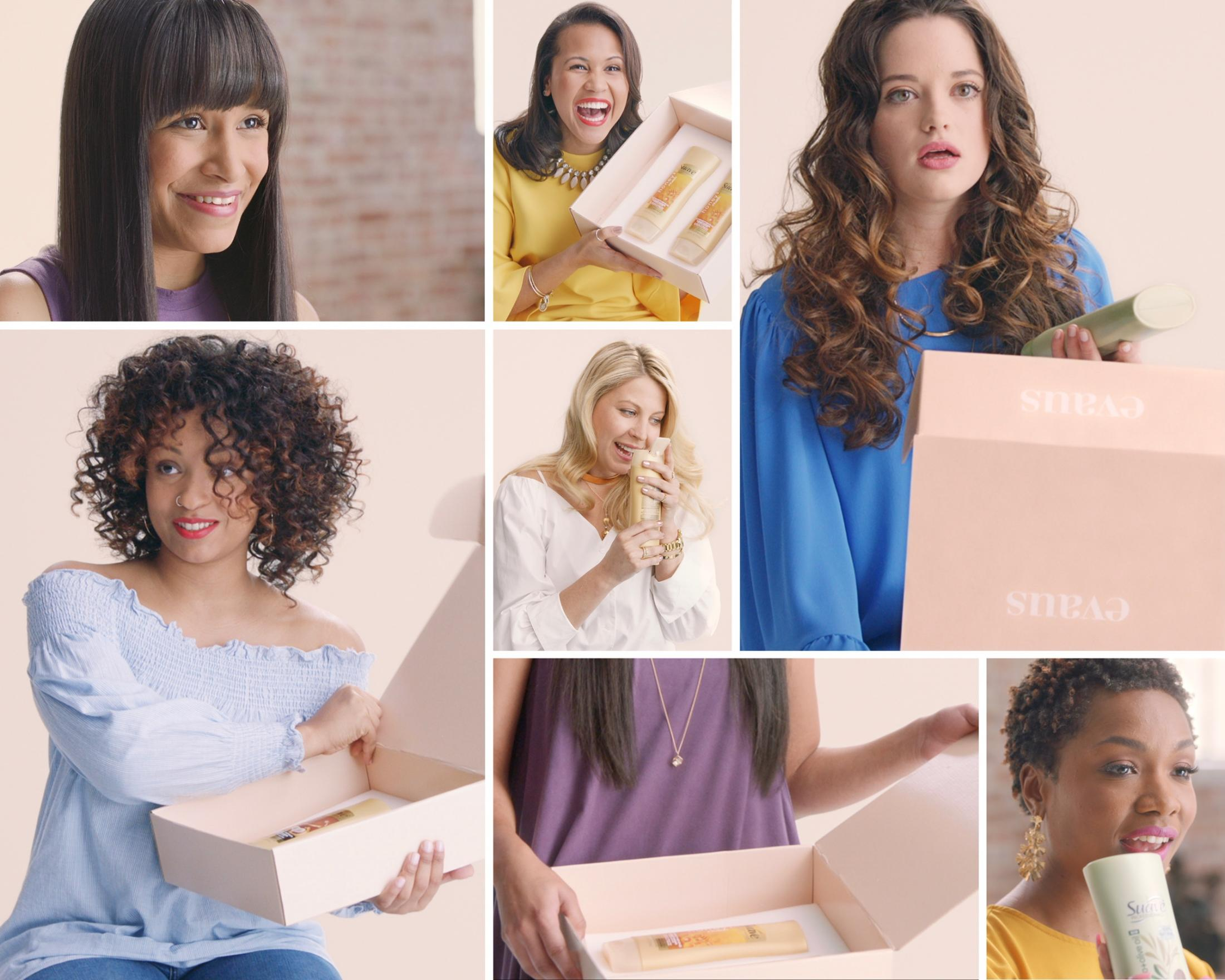 Suave: The Evaus Project: Trolling The Beauty Industry To Change Brand Perception