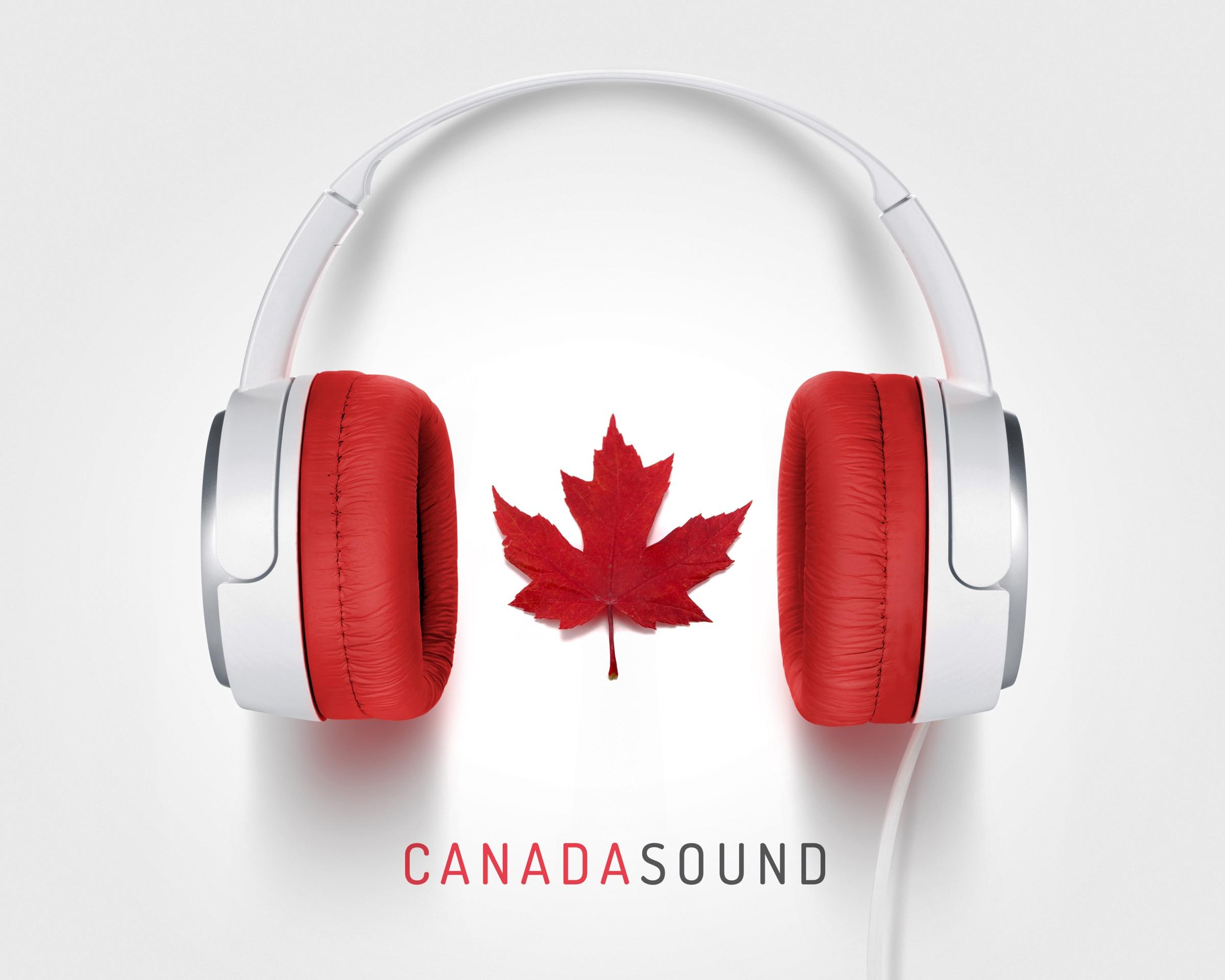CanadaSound Integrated Ad - CanadaSound Project