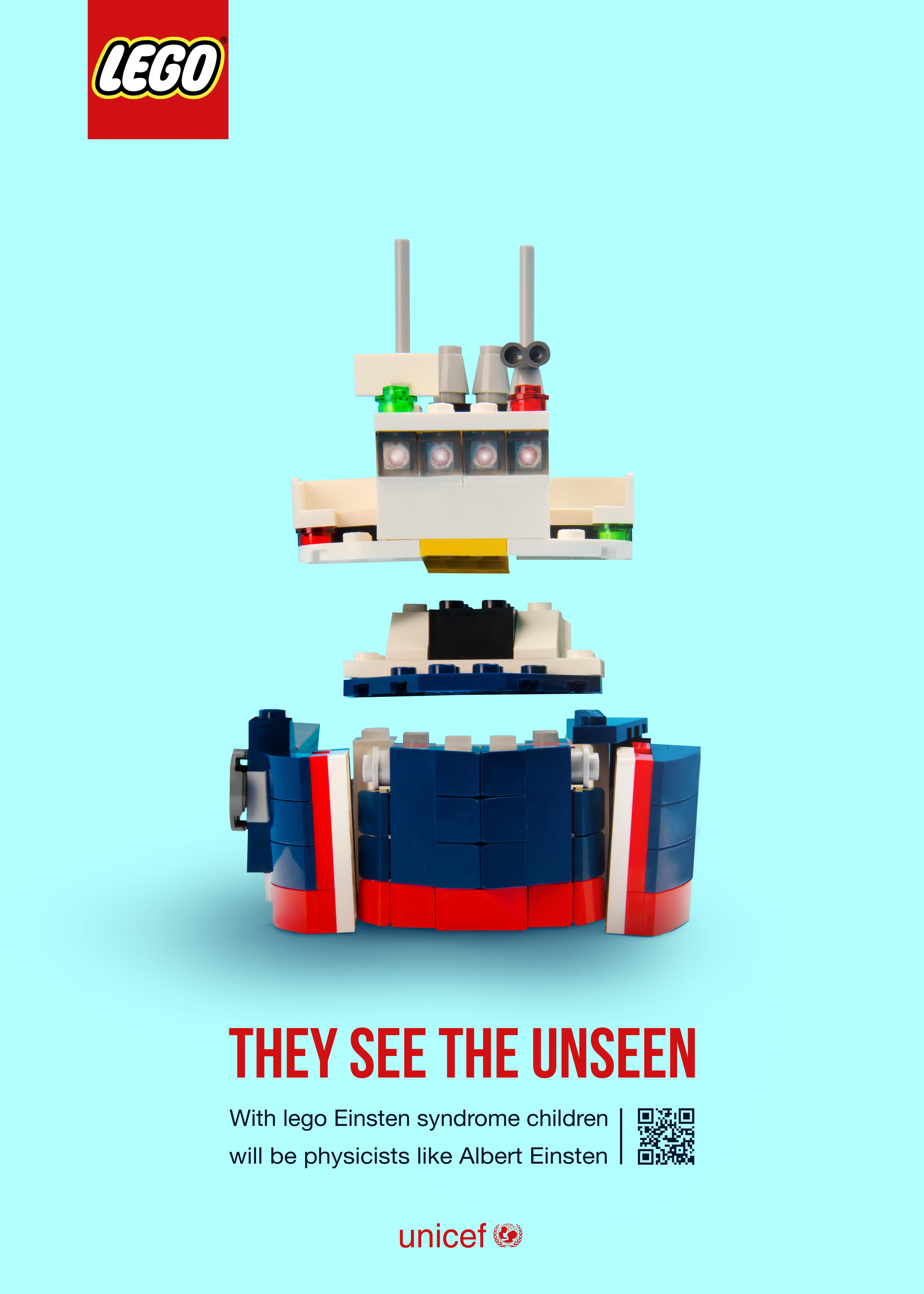 Lego: They See the Unseen
