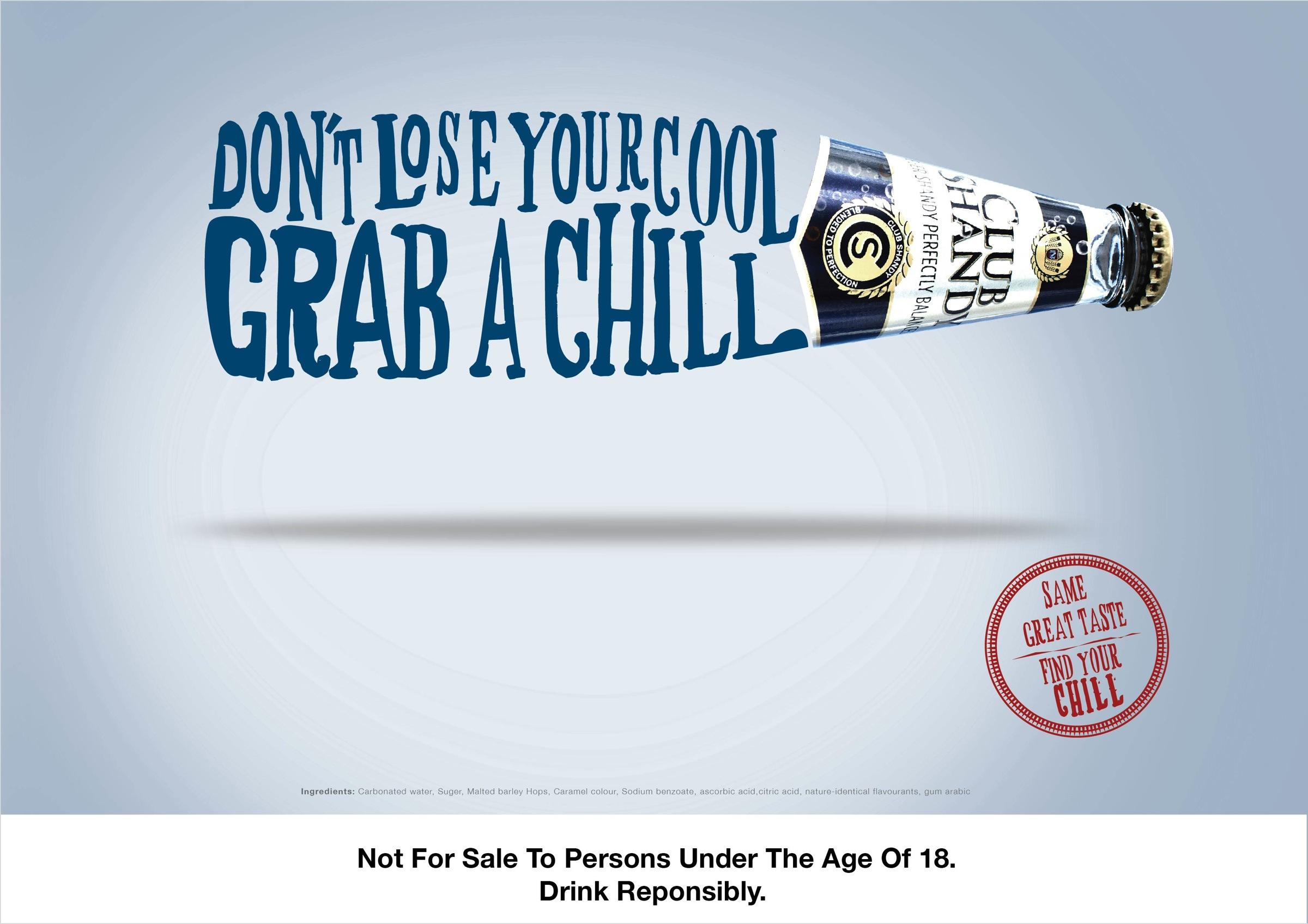 Club Shandy:  Find your chill, 3
