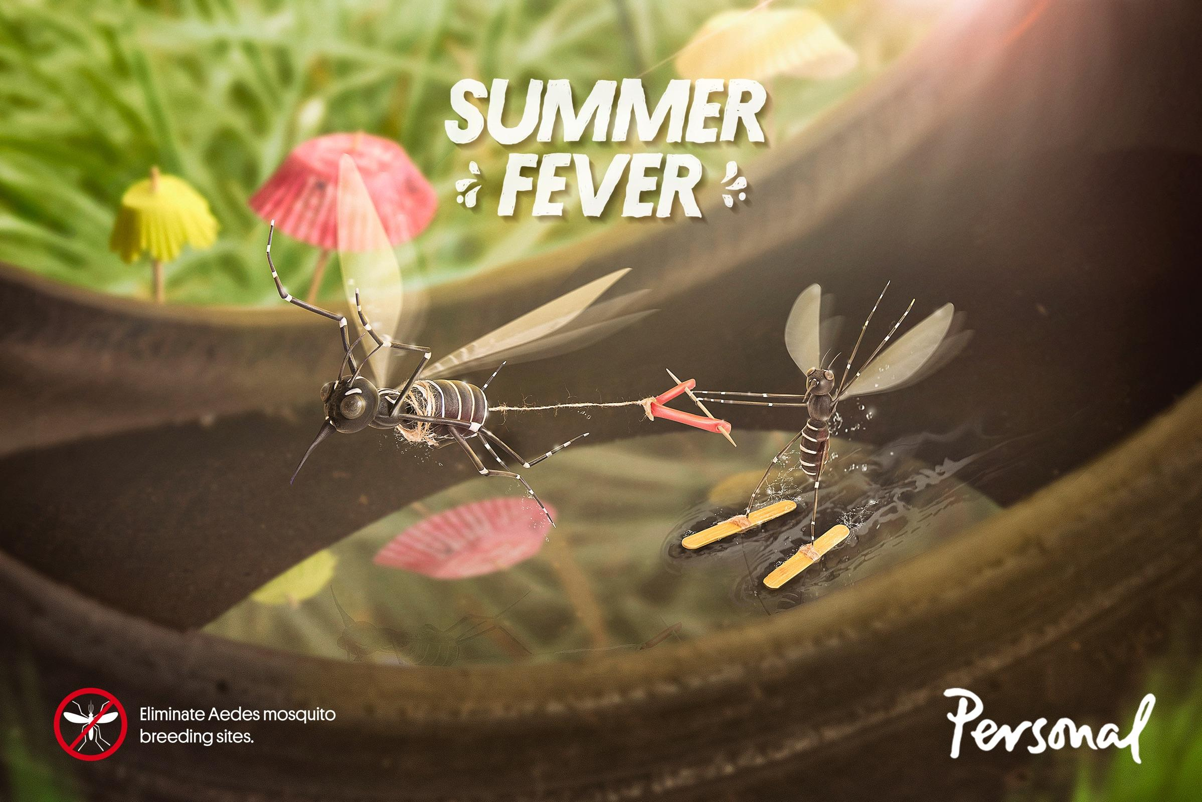 Personal Outdoor Ad - Summer Fever, 4